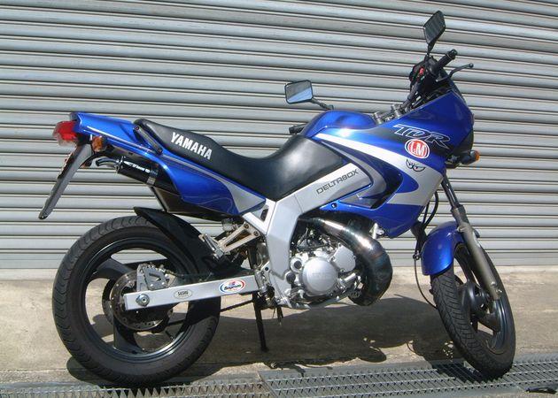 YAMAHA TDR125(EU)